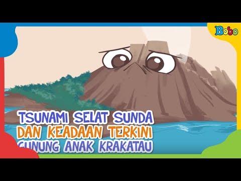 Tsunami Selat Sunda dan Keadaan Terkini Gunung Anak Krakatau