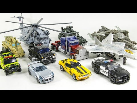 Transformers Movie 1 Autobots Decepticons all Mobilize Vehicles Transform Robots Toys