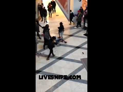 Huge Fight in a Mall | WATCH FULL VIDEO