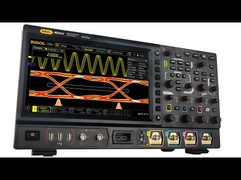 Introduction of the MSO8000 series Digital Oscilloscopes