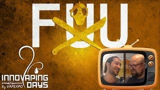 FUU : La vape contre les zombies Bruxellois !