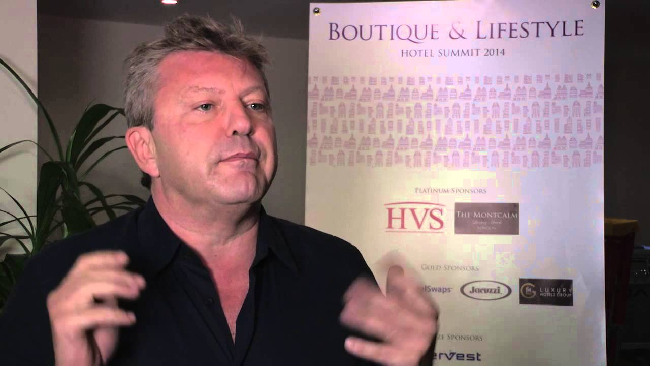 Mark Fuller talks hotel F&B at Boutique and Lifestyle Hotel Summit 2014