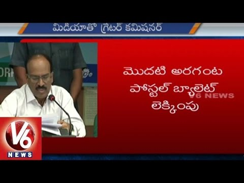 Oppositions Satires On Exit Poll Survey On GHMC Results