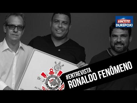 Entrevista com Ronaldo Fenômeno