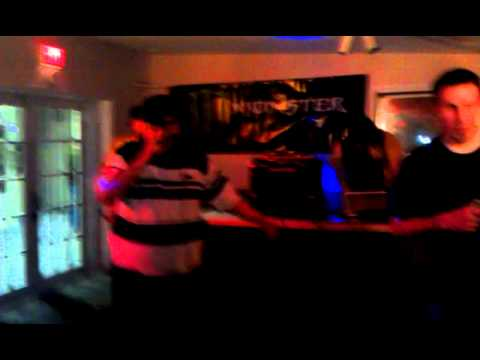 Get Blunted live at the Hangout 1/7/12