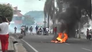 preview picture of video 'Alerta Yopal en llamas caos total por paro de agua en Casanare Colombia  #Yopalencrisis'