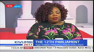 The 12th Parliament gender analysis [Part 1]