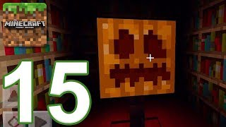 Minecraft: PE - Gameplay Walkthrough Part 15 (iOS, Android)