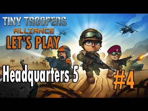 tiny troopers iphone