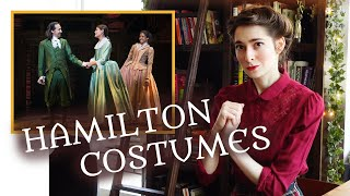 Unpacking the Hamilton Costumes: Historical Accuracy? How to Take Liberties With Period Costume