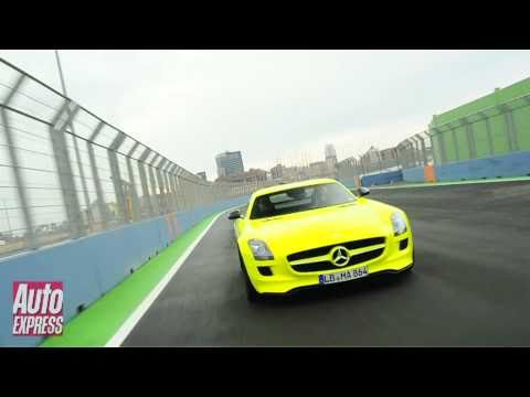 Mercedes SLS E-Cell electric review - Auto Express