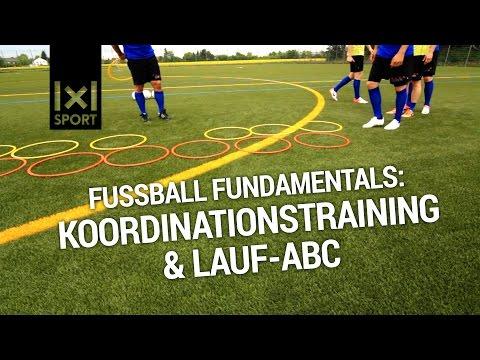 Fußball-Fundamentals: Koordination & Lauf-ABC [TRAILER]