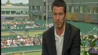Марат Сафин приехал на Уимблдон 2010