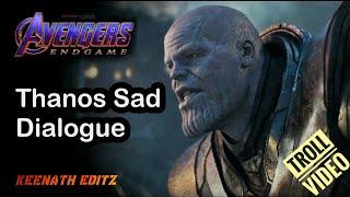 Thanos ഒരു പാവം ആയിരുന്നു | Avengers Malayalam Mix | Keenath Editz