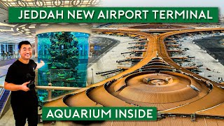 Jeddah New Airport Terminal – Saudi Arabia's Latest Landmark