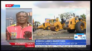 Business Today: Kenya lures investors as Volvo and Mantrac set up shop - 19/05/2017