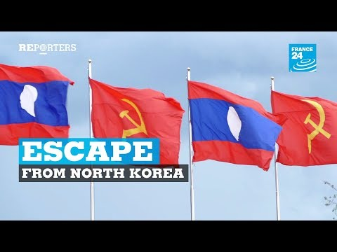 #Reporters: Alongside North Koreans who managed to flee their country