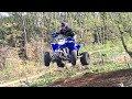 200 Blaster : session terrain cross