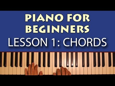 Keyboard Lesson