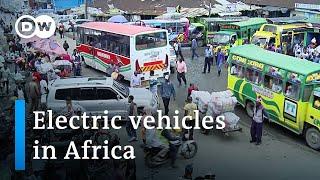 Kenya - Electromobility In Nairobi | Global Ideas