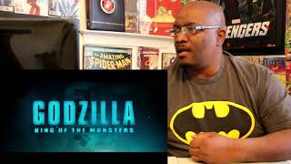 Godzilla: King of The Monsters Trailer #2  Reaction