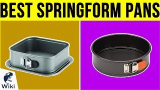 7 Best Springform Pans 2019