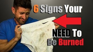 6 Signs It's Time To BURN Your Underwear!!! How To Know If Its Time To Retire Your Undies