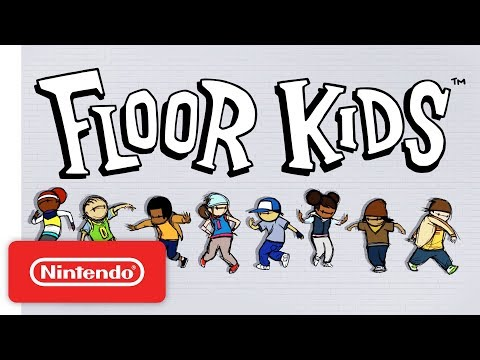 Floor Kids: PAX West Trailer - Nintendo Switch thumbnail