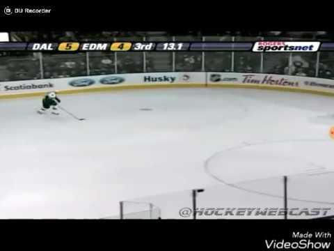NHL breakaway empty net fails