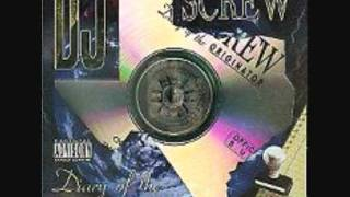 Cant Stop The Rain-DJ Screw