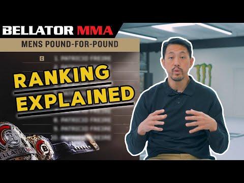 Rankings Explained In 2 Mins! BELLATOR MMA