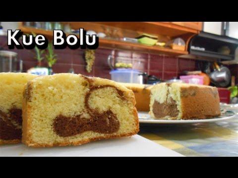 Video Kue Bolu - Resep Kue Bolu (Kue Bolu Mudah)