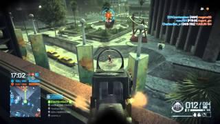 数々のパッチが来たが最強武器はSAが最強と俺の中で話題に Battlefield HARDLINE part39 【漆黒の翼】