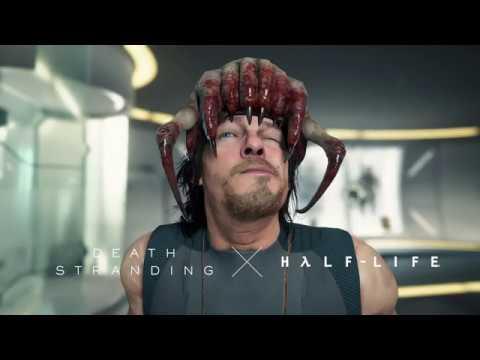 Видео № 2 из игры Death Stranding (Б/У) (без обложки) [PS4]