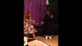 Girls night out with Ashley and wynonna storm impersonation of the Judds