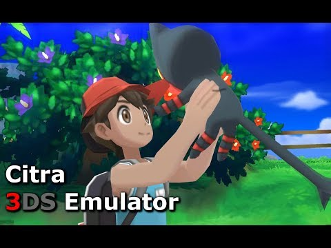 Randomization of  3ds pokemon for citra - смотреть онлайн на Hah Life