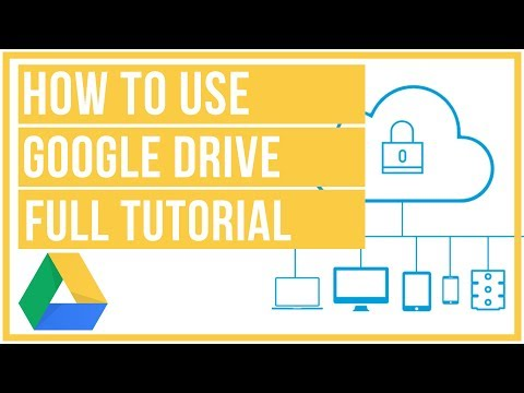 Google Drive Full Tutorial From Start To Finish - How To Use Google Drive Mp3