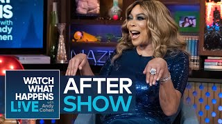 During the After Show, talk show host Wendy Williams shades Lisa Vanderpump and talks about the rumor that she once hooked up with The Notorious B.I.G..  ►► Subscribe To WWHL: http://bravo.ly/WWHLSub  Watch WWHL Sun-Thu 11/10c: WWHL Website: https://www.bravotv.com/watch-what-happens-live Follow WWHL: https://twitter.com/BravoWWHL Like WWHL: https://www.facebook.com/WatchWhatHappensLive/ WWHL Tumblr: http://bravowwhl.tumblr.com/  'Watch What Happens: Live' is Bravo's late-night, interactive talk show that features guests from the world of entertainment, politics, and pop culture. Hosted by Andy Cohen, the series includes lively debates on everything from fashion, the latest on everyone's favorite Bravolebrities, and what celebrity is making headlines that week. Past guests who have joined Cohen in the Bravo Clubhouse include Sarah Jessica Parker, Tina Fey, Khloe Kardashian, Jennifer Lopez, Liam Neeson, Kelly Ripa, Jimmy Fallon, Anderson Cooper, Jennifer Lawrence, and Lance Bass.  Watch More Bravo: Bravo Website: http://www.bravotv.com/ Bravo Youtube: http://www.youtube.com/videobybravo Follow Bravo: http://www.twitter.com/bravotv Like Bravo: https://www.facebook.com/BRAVO Pin Bravo: http://www.pinterest.com/bravobybravo Bravo Instagram: http://www.instagram.com/bravotv Bravo Tumblr: http://bravotv.tumblr.com/