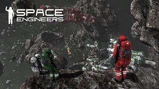 Выживаем в 2 в открытом космосе Space Engineers#3Ламповый стрим!!