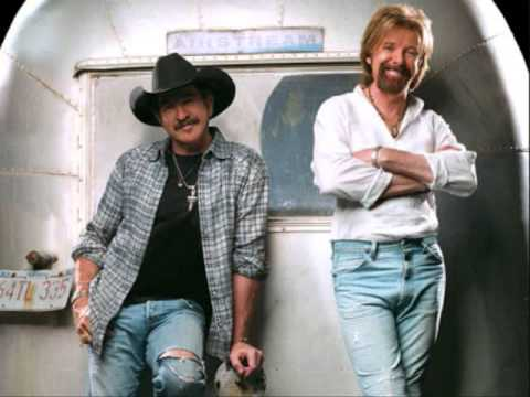 Best of My Love performed by Brooks & Dunn