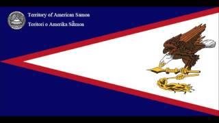 National Anthem of American Samoa-Amerika Samoa