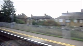 preview picture of video 'Catford to Ravensbourne - 09/10/11'