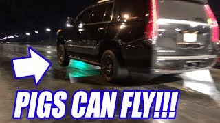 I Pulled The Wheel On My Wife's Escalade! And Then Immediately BROKE It!