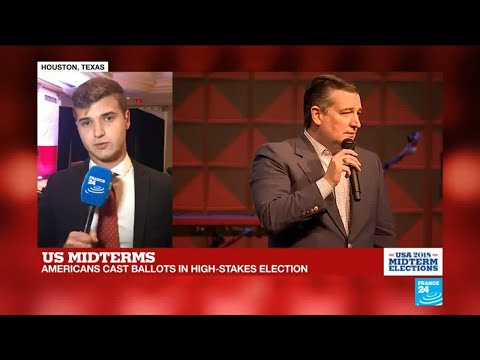 US Midterms: What are the chance for an upset for Republican incumbent Senator Ted Cruz in Texas?