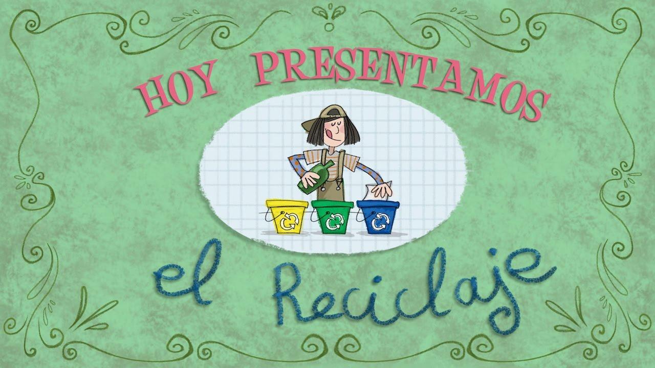 El Club de Archi - La habitación de Sandra - El reciclaje T1-07