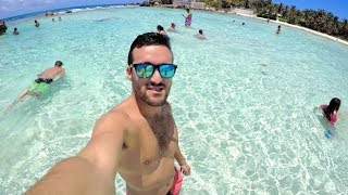 La Playa Mas Hermosa Del Caribe @sebitastrip