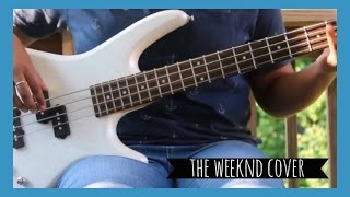 The Weeknd - The Hills - Bass Cover by Alicia Simm ( With Tabs )