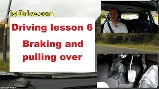 How To Brake Manual Car