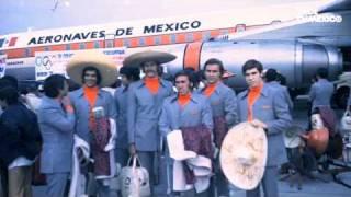 Leyendas del Deporte Mexicano - Armando Fernández, El goleador acuático
