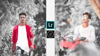 Winter Photo Editing Tutorial in Lightroom & Lens Distortions // AC EDITING ZONE 🔥